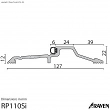 RP110Si Threshold Plate Seal