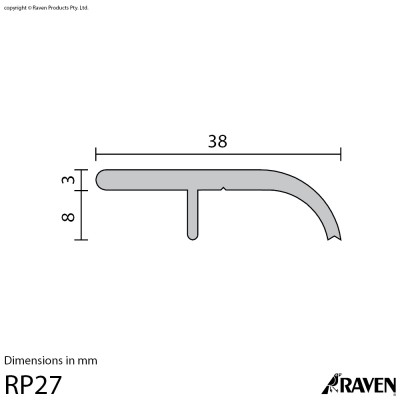 RP27 Threshold Plate
