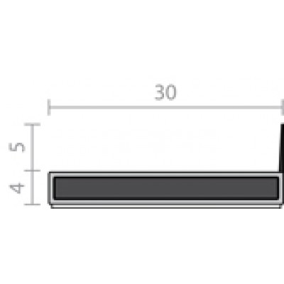RP3004SA Intumescent fire seal