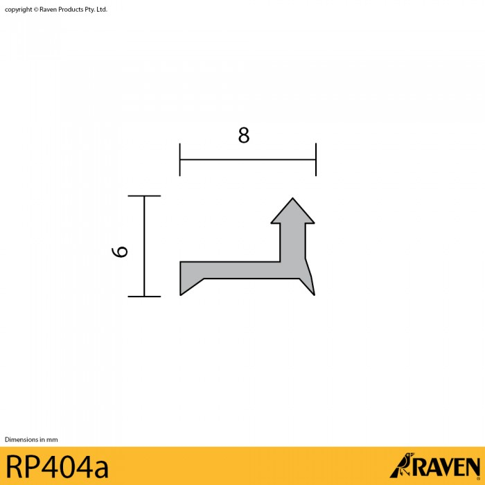 RP404a Replacement Seal