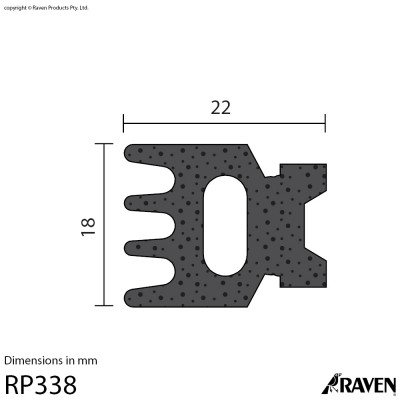 RP338 Replacement Gasket